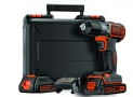 Trapano BLACK+DECKER ASD184KB-QW